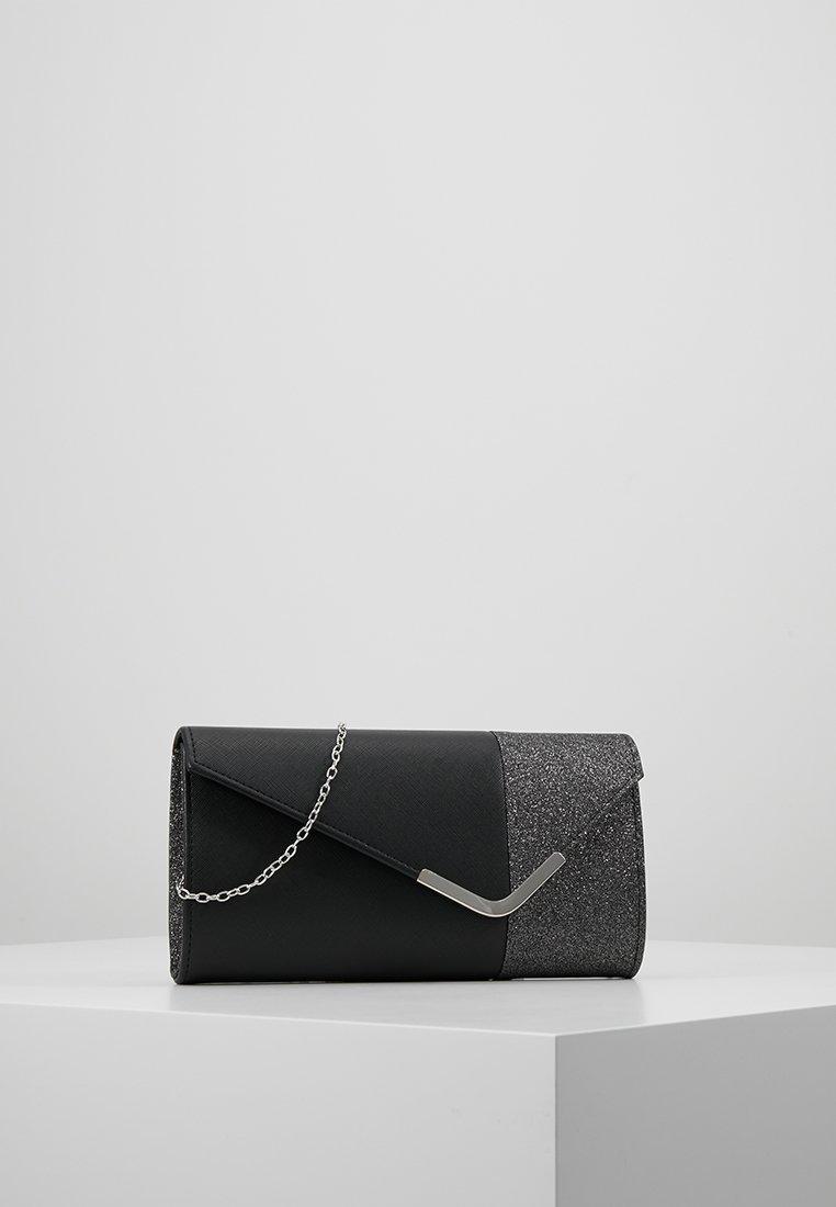 Anna Field - Clutch - black/silver