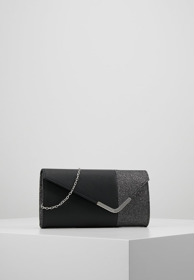 Anna Field - Clutch - black/silver