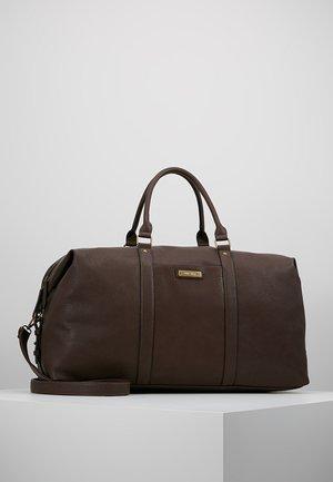 Taška na víkend - brown