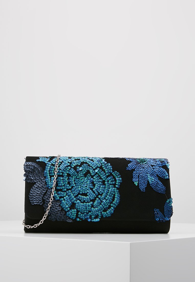 Anna Field - Clutch - blue/black