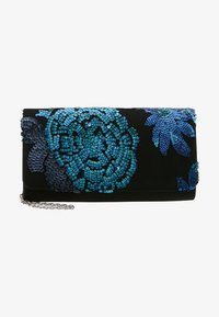 Anna Field - Clutch - blue/black - 5