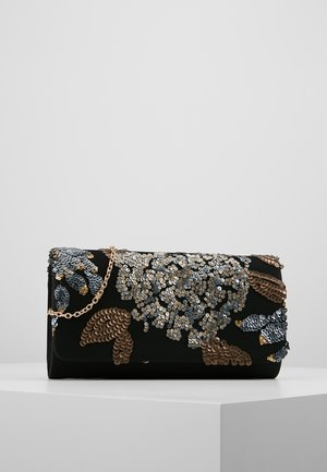 Pochette - black/gold