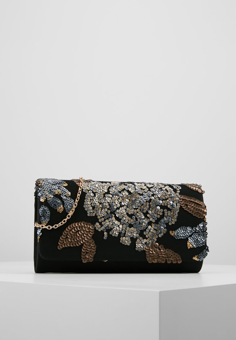 Anna Field - Clutch - black/gold