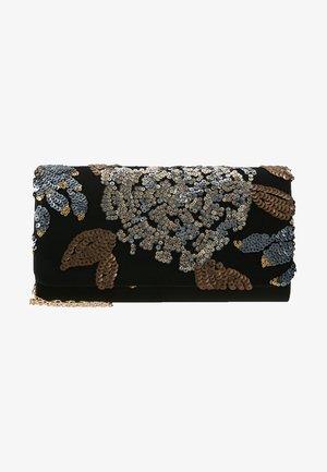 Pikkulaukku - black/gold