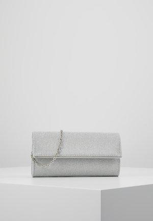 Clutch - silver