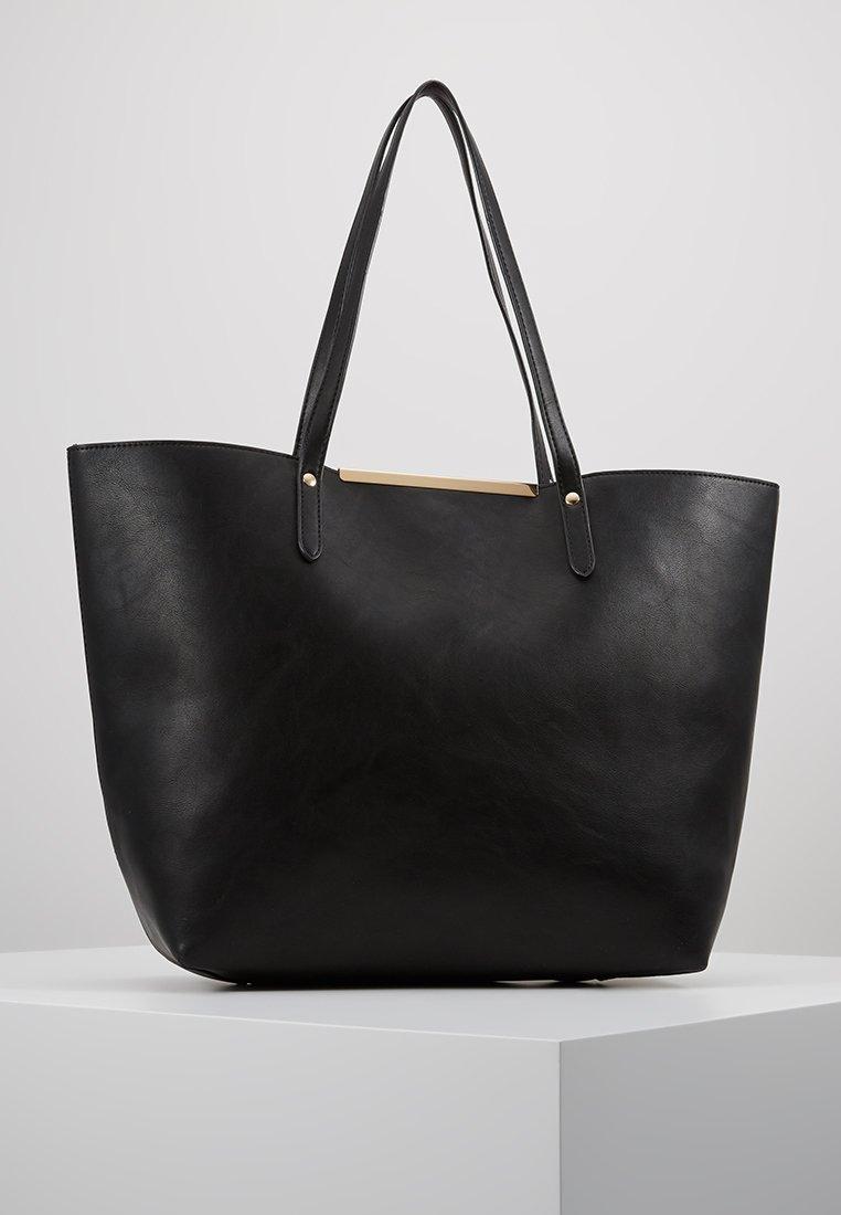 Anna Field - Bolso shopping - BLACK