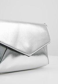 Anna Field - Across body bag - silver - 6