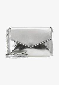 Anna Field - Across body bag - silver - 5