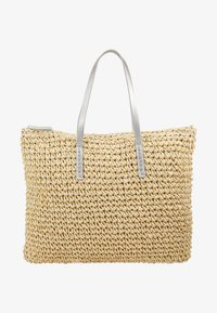 Anna Field - Shopper - beige/silver - 5