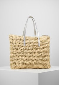 Anna Field - Shopper - beige/silver - 2