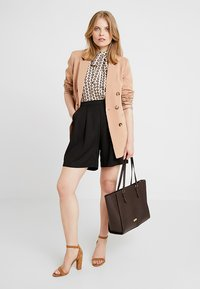 Anna Field - Shopping bag - dark brown - 1