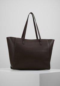 Anna Field - Shopping bag - dark brown - 2