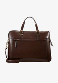 Anna Field - Laptop bag - dark brown - 5