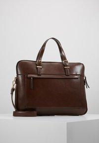 Anna Field - Laptop bag - dark brown - 0