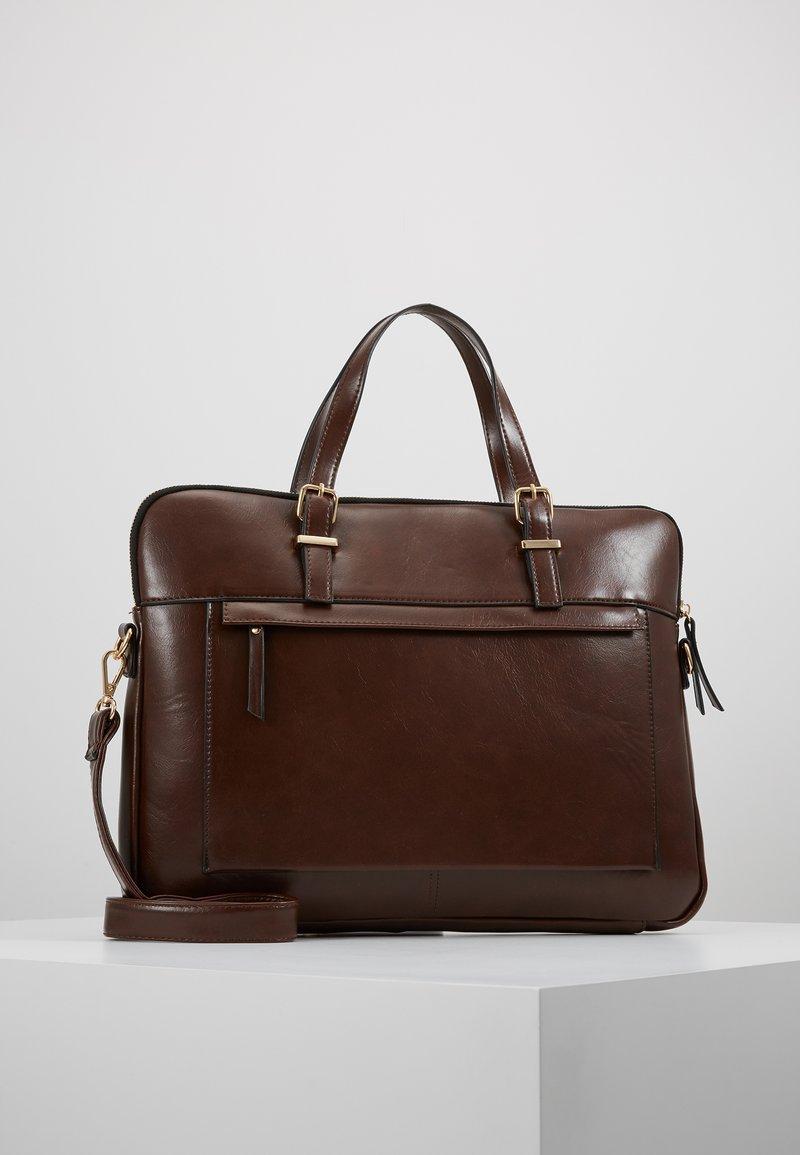 Anna Field - Laptop bag - dark brown
