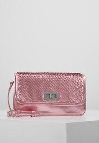 Anna Field - Across body bag -  rose - 0