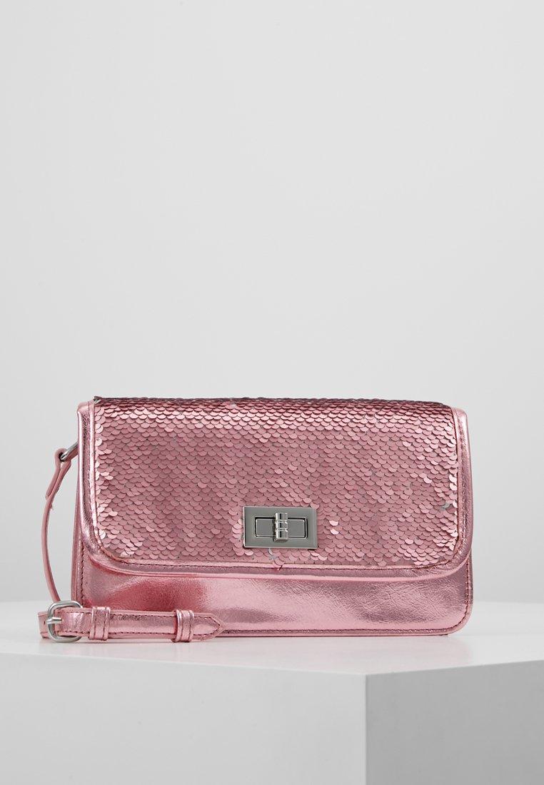Anna Field - Across body bag -  rose