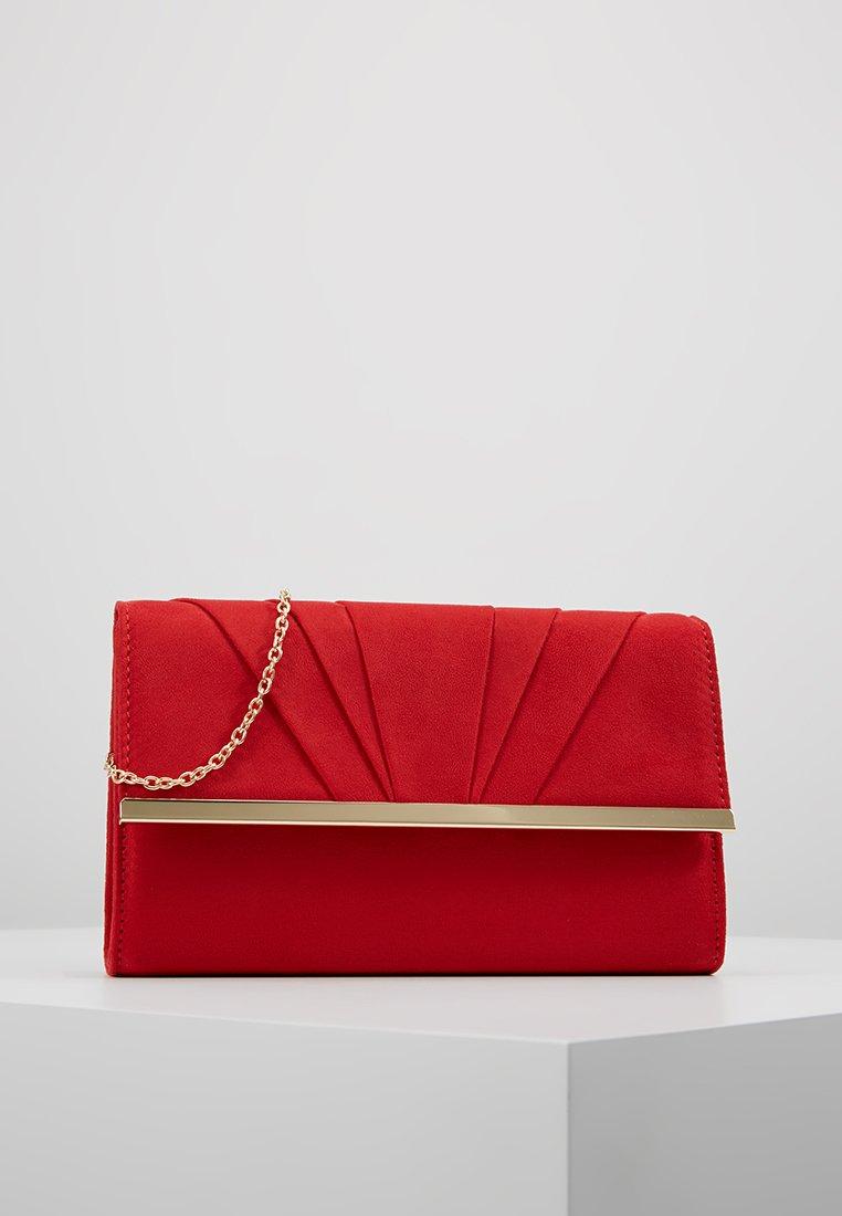 Anna Field - Clutch - red