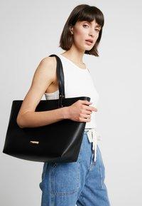 Anna Field - Käsilaukku - black - 1