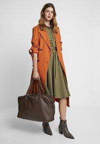 Anna Field - Weekend bag - brown - 1