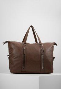 Anna Field - Weekend bag - brown - 5