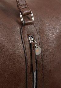 Anna Field - Weekend bag - brown - 7
