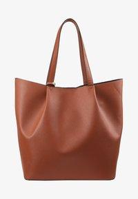 Anna Field - Shoppingveske - cognac - 6