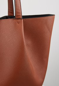 Anna Field - Shoppingveske - cognac - 7