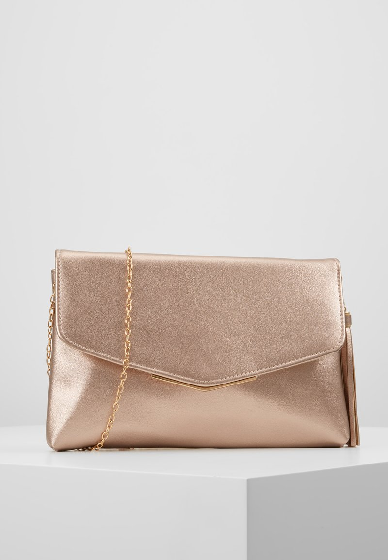 Anna Field - Pochette - gold coloured