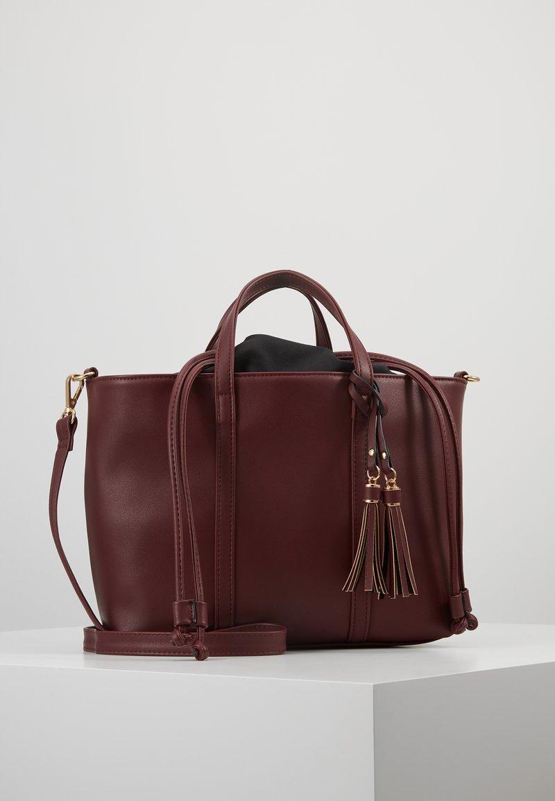 Anna Field - Handbag - bordeaux