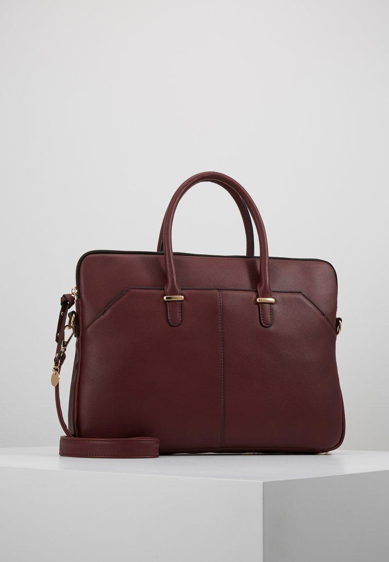Anna Field - Briefcase - bordeaux