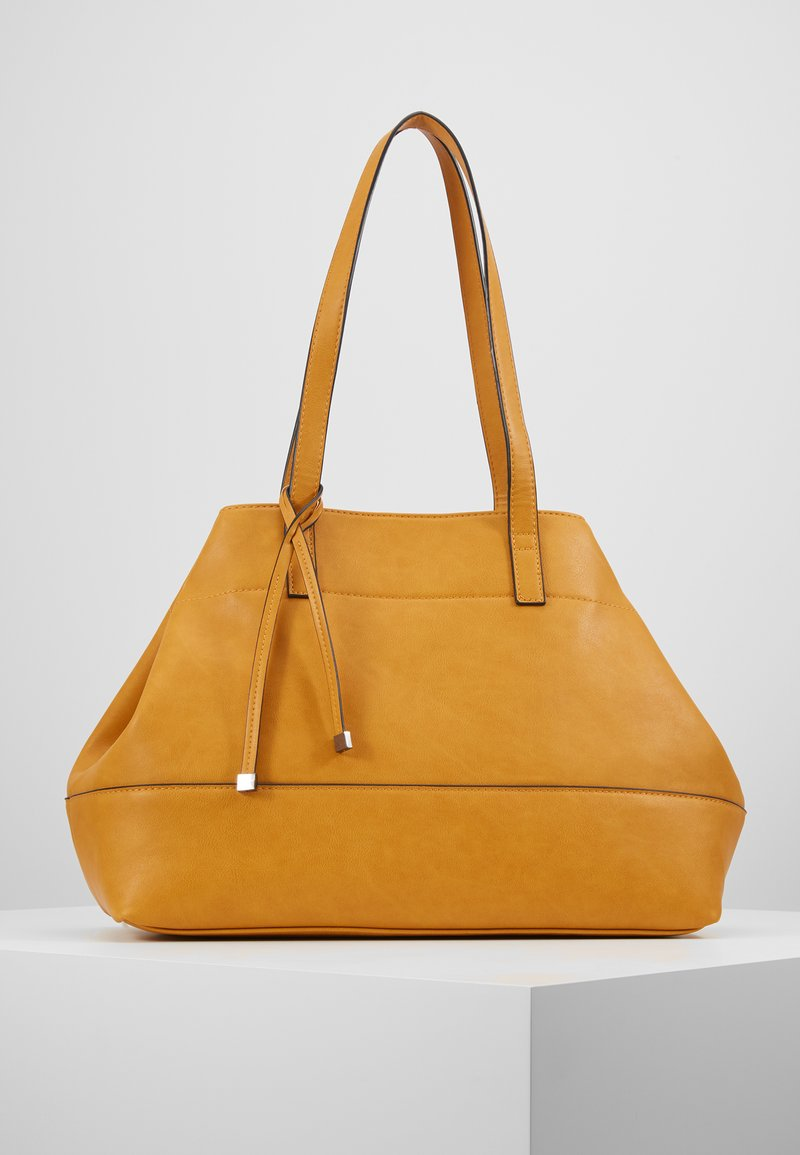 Anna Field - Tote bag - mustard