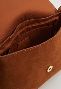 Anna Field - LEATHER - Torba na ramię - cognac - 4