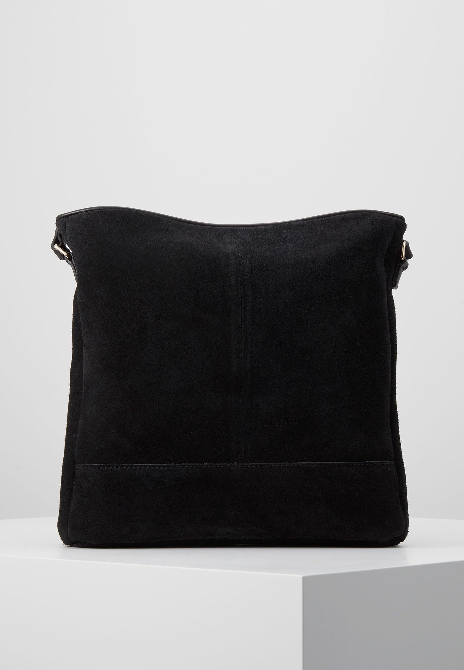 Anna Field LeatherBorsa Tracolla A Black P8n0kwO
