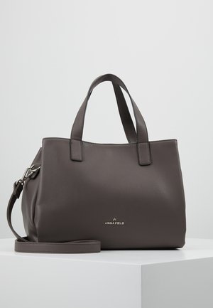 Across body bag - dark gray