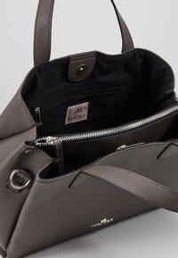 Anna Field - Across body bag - dark gray - 4