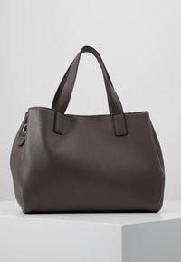 Anna Field - Across body bag - dark gray - 2