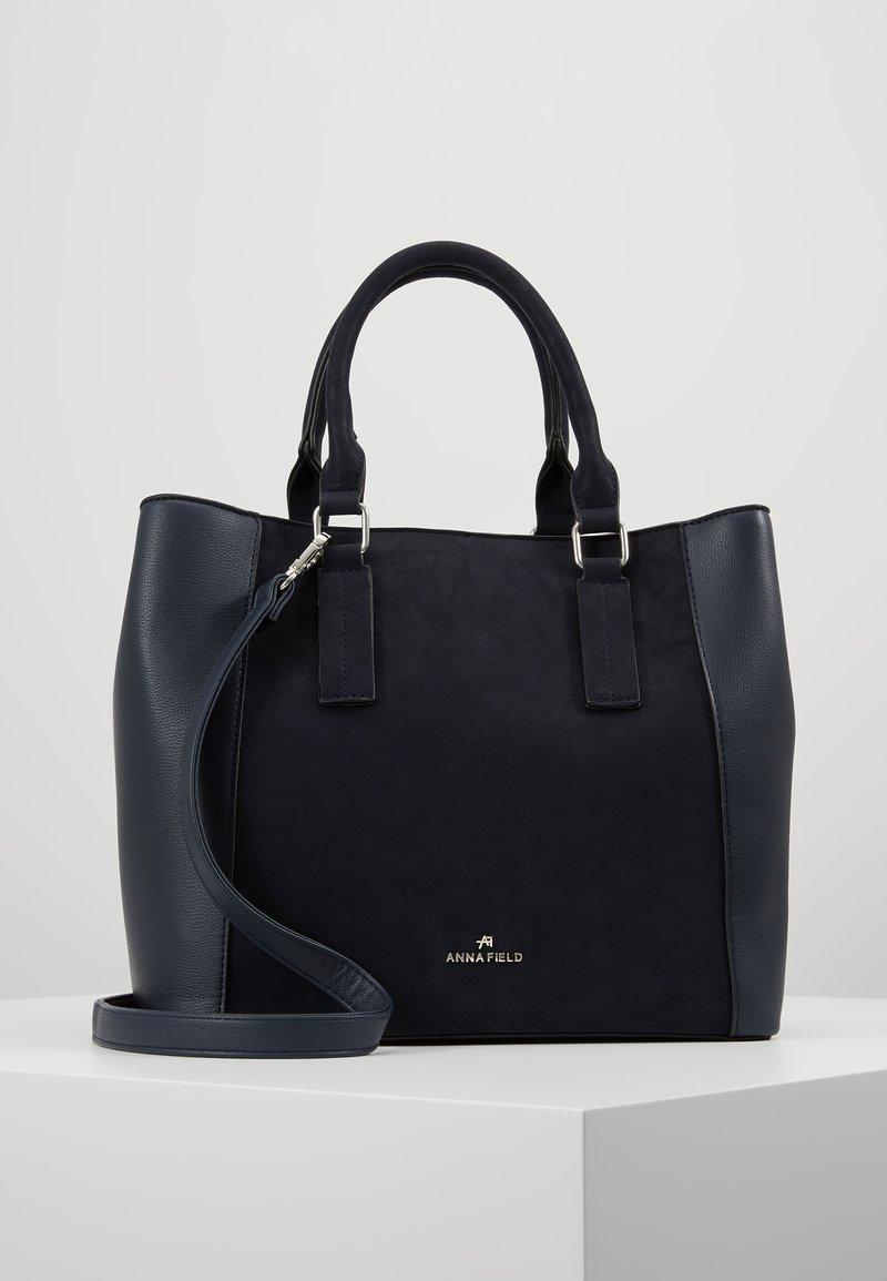 Anna Field - Handbag - blue