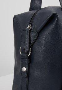 Anna Field - Tote bag - dark blue - 7