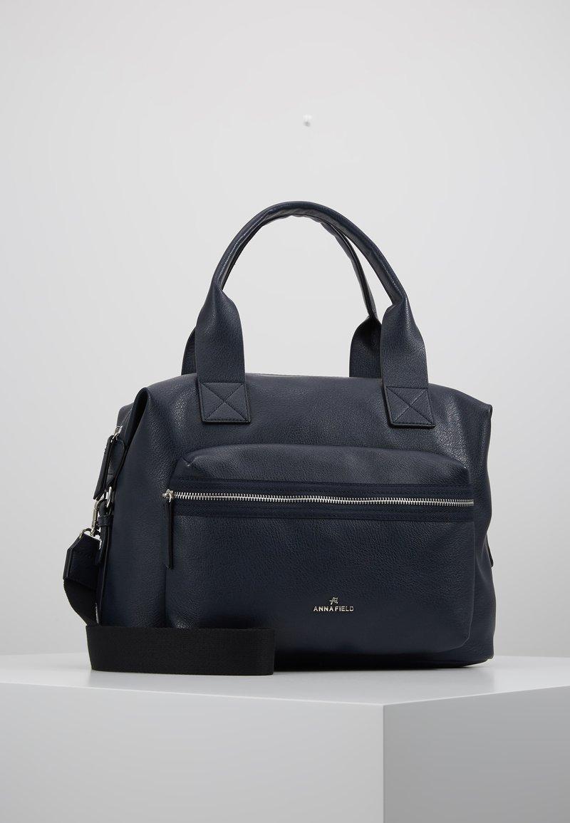 Anna Field - Tote bag - dark blue