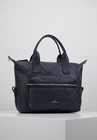 Anna Field - Tote bag - dark blue - 5