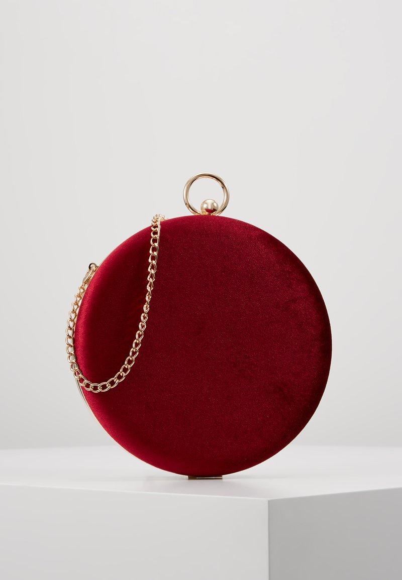 Anna Field - Pochette - dark red