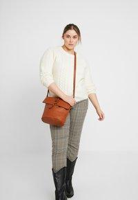 Anna Field - Across body bag - cognac - 1