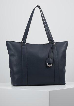 Bolso shopping - dark blue