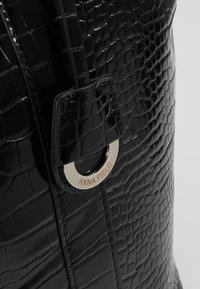 Anna Field - Tote bag - black - 6