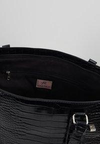 Anna Field - Tote bag - black - 4