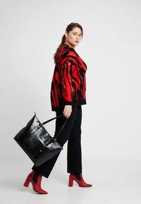 Anna Field - Tote bag - black - 1