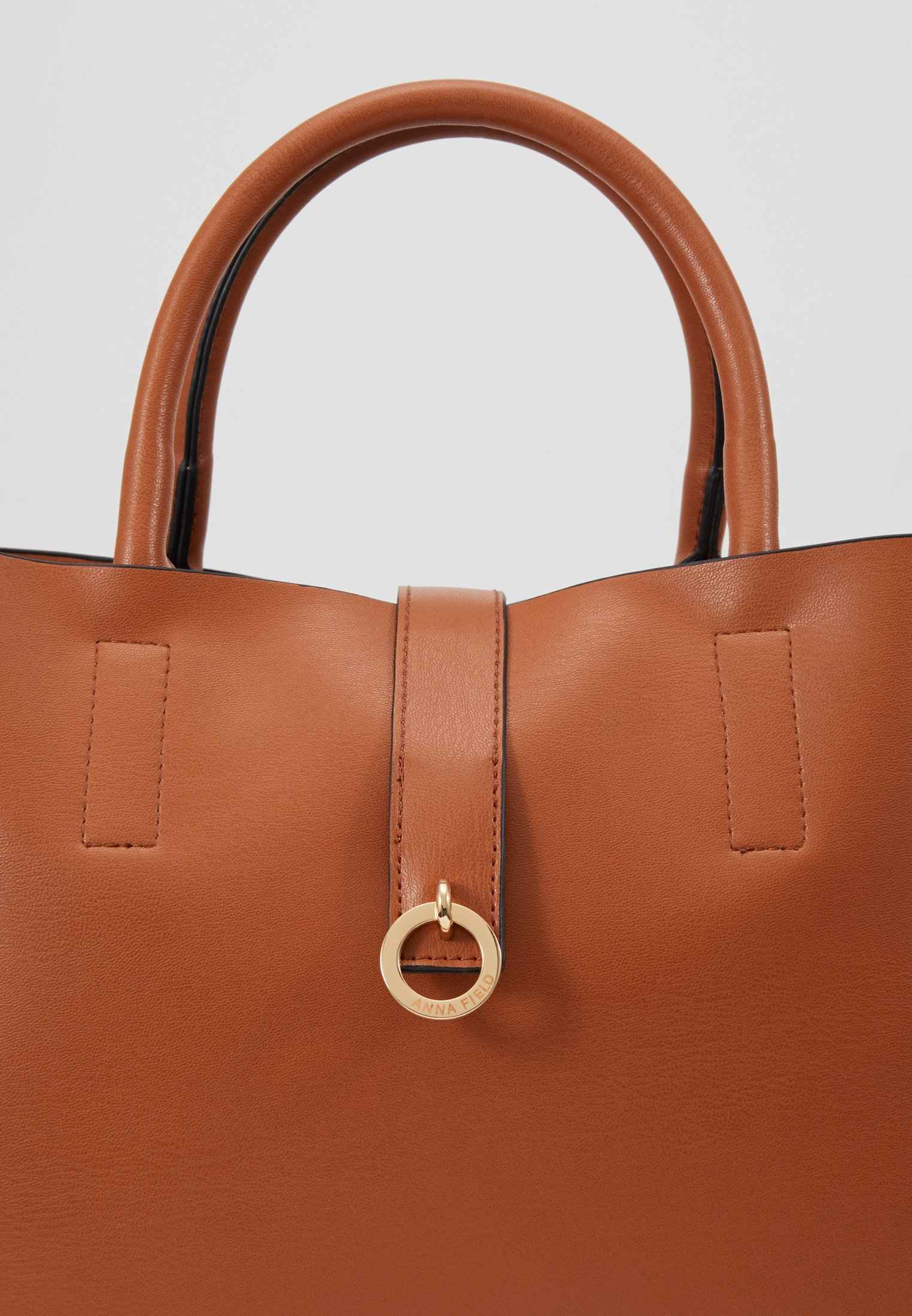 Anna Field Handbag - Cognac