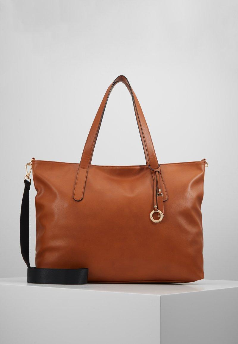 Anna Field - Weekend bag - cognac