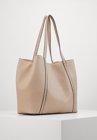 Anna Field - SHOPPING BAG / POUCH SET - Shopping bags - beige - 3